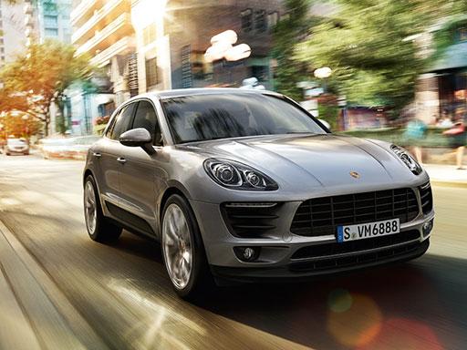 Exklusives Leasingangebot für gewerbliche Kunden: Porsche Macan