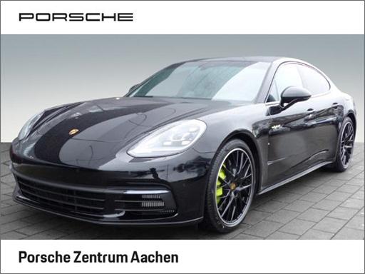 Exklusives Leasingangebot für gewerbliche Kunden: Porsche Panamera 4 E-Hybrid