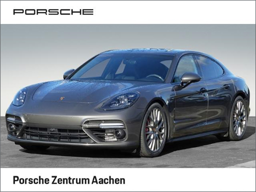 Exklusives Leasingangebot für gewerbliche Kunden: Porsche Panamera Turbo