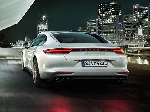 Exklusives Leasingangebot für gewerbliche Kunden: Porsche Panamera Turbo S E-Hybrid