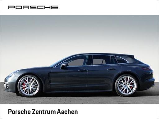 Exklusives Leasingangebot für gewerbliche Kunden: Porsche Panamera Turbo Sport Turismo.