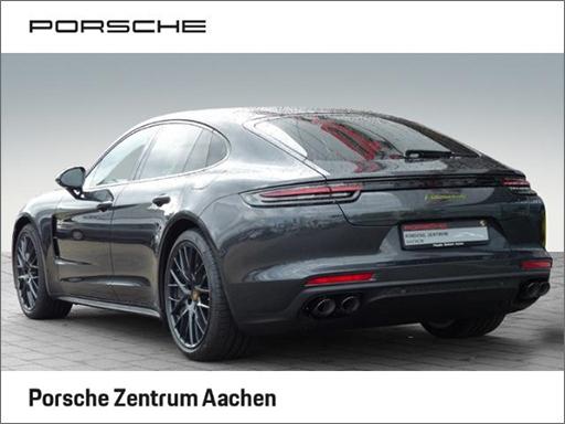 Exklusives Leasingangebot für gewerbliche Kunden: Porsche Panamera 4 E-Hybrid.