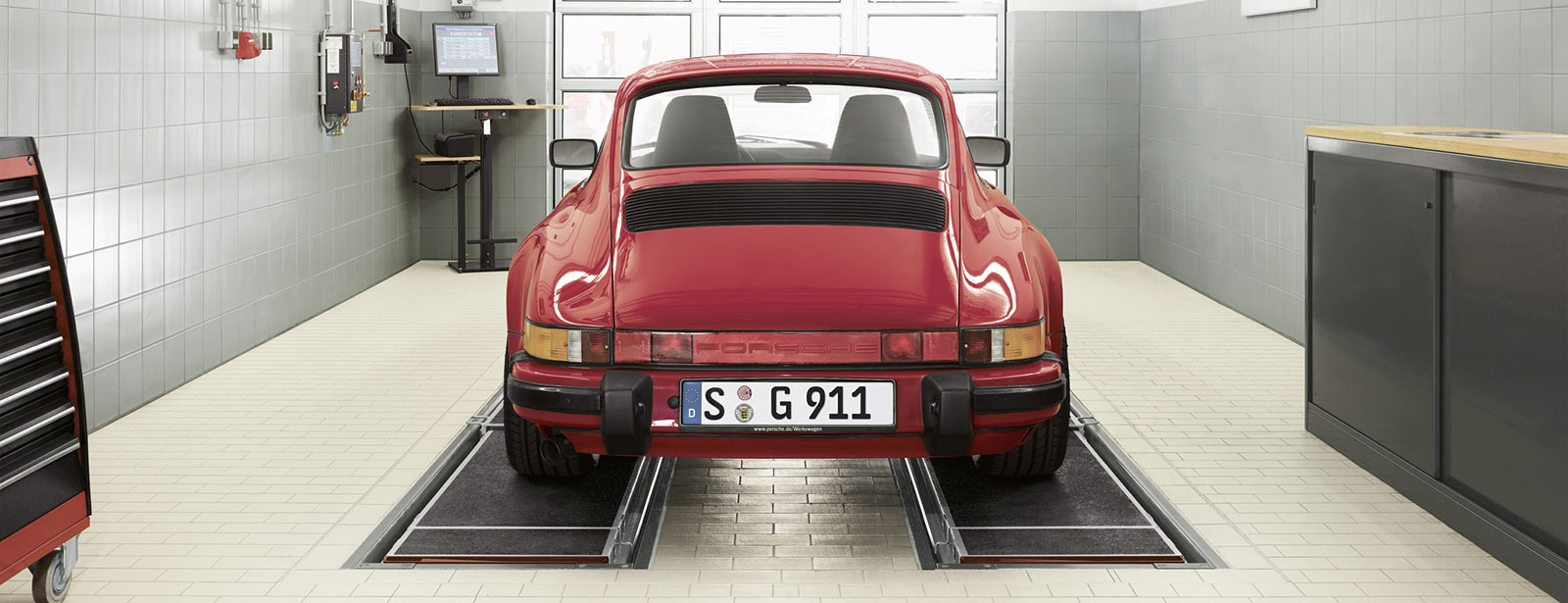 Porsche Classic Kompetenz im Porsche Zentrum Aachen
